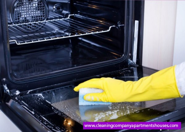 How To Clean Electric Oven Quickly 5 Ways Helping You To Remove